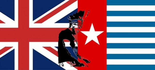Opening of new Free West Papua Campaign office in Oxford, UK