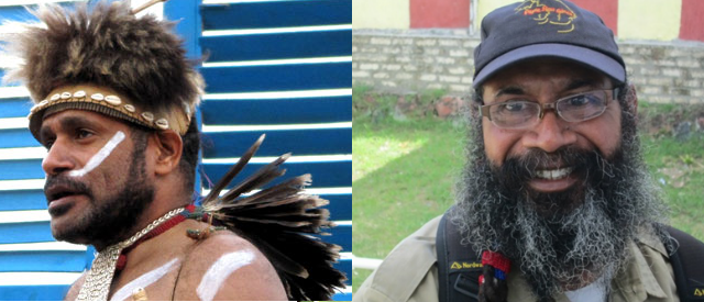 Benny Wenda and Filep Karma nominated for Nobel Peace Prize