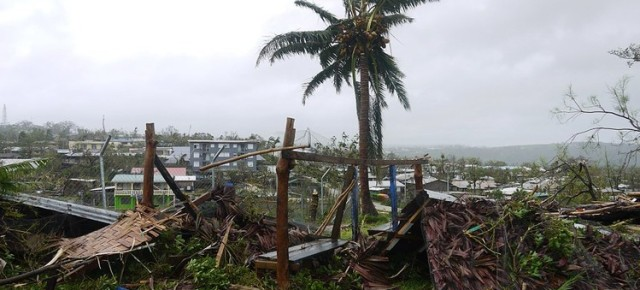 Urgent Pacific Disaster Appeal after Cyclone Pam