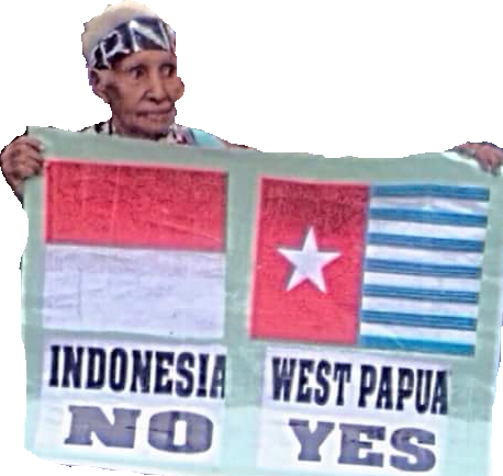 We are Papuan not Indonesian