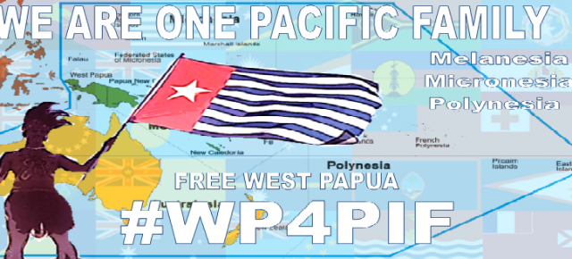 Open Letter from Benny Wenda to the Pacific Islands Forum